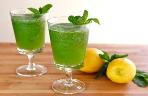 Лимонно-мятный лимонад