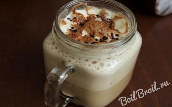 Как приготовить холодный кофе