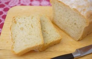 Белый хлеб в духовке