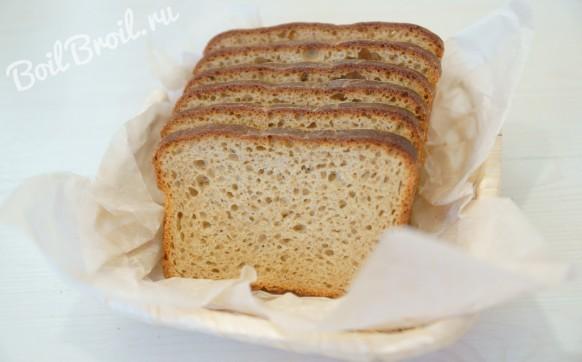 Закваска для бездрожжевого хлеба