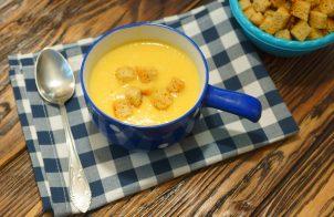 Гороховый крем суп