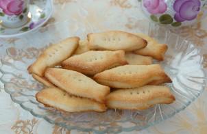 Печенье на пиве с маргарином