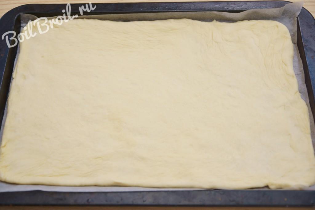 рецепты слоеных салатов со свининой фото
