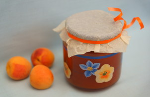 Повидло из абрикосов