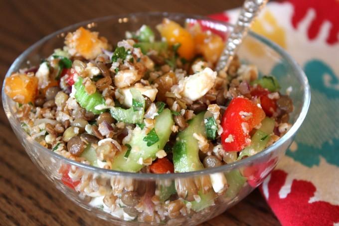 Рис с чечевицей рецепт пошагово