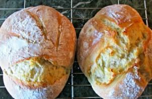 Быстрый домашний хлеб