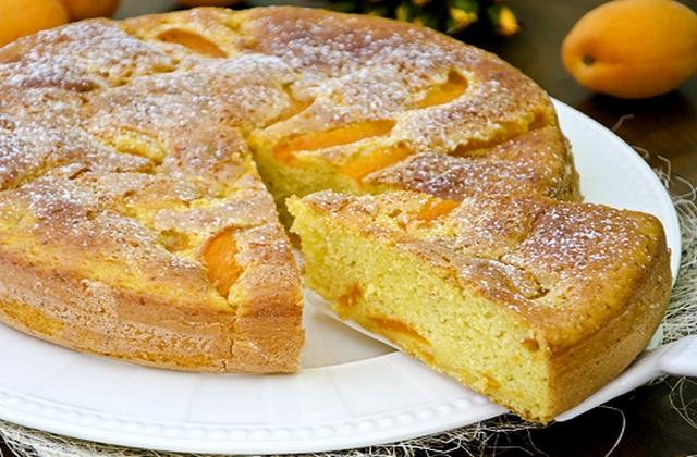 Пирог на простокваше с пошаговым фото