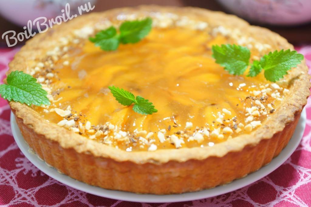 Домашние пироги рецепты с абрикосом