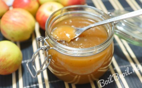 Как приготовить повидло из яблок на зиму