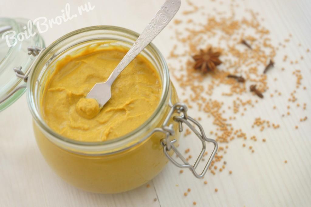 Как сделать горчицу в домашних условиях на огуречном рассоле 466
