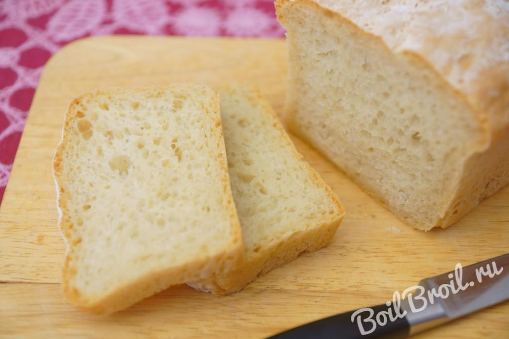 Как сделать вкусный белый хлеб 311