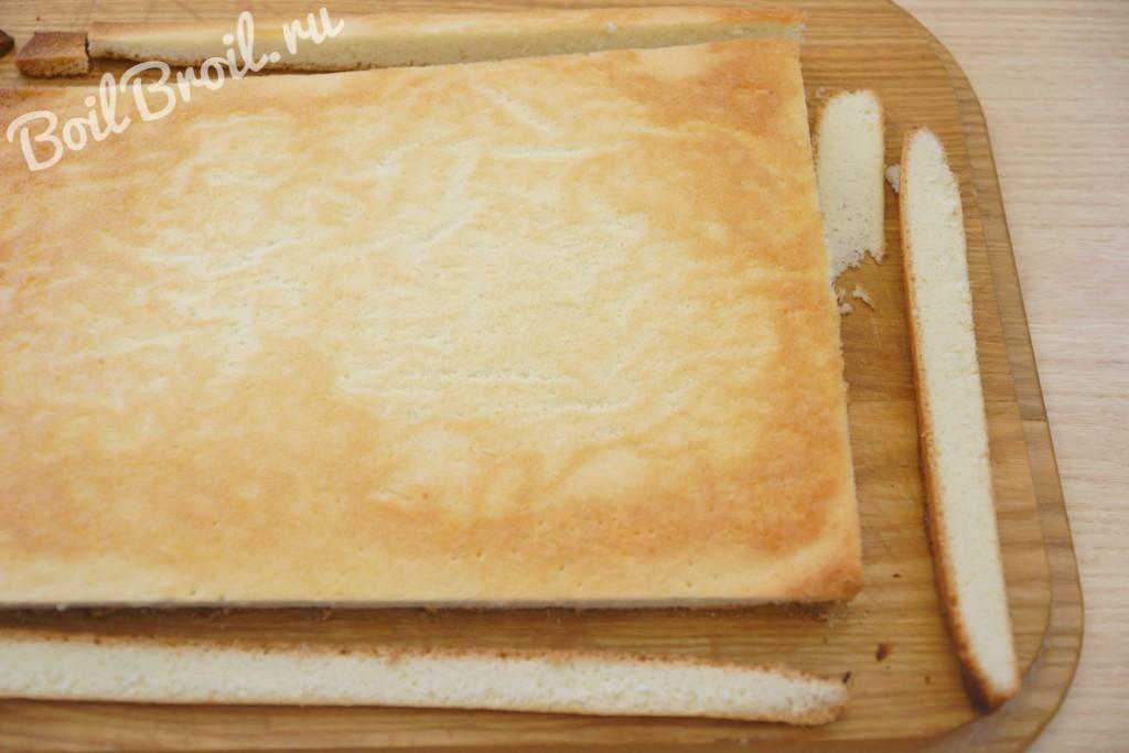 Торт славянка рецепт пошагово