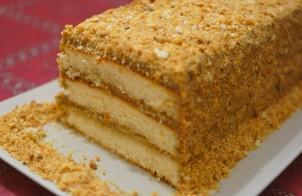 Торт Славянка