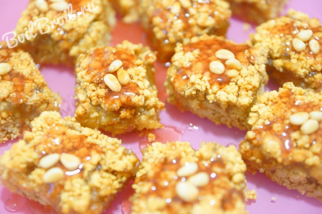 Как приготовить печенье на скорую руку